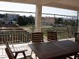 Terrace - Apartment A-11201-a - Apartments Sukošan (Zadar) - 11201