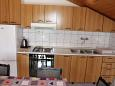 Kitchen - Apartment A-11201-b - Apartments Sukošan (Zadar) - 11201
