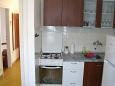 Kitchen - Apartment A-1124-a - Apartments Arbanija (Čiovo) - 1124