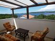 Balcony - House K-11250 - Vacation Rentals Drvenik Mali (Drvenik) - 11250
