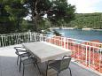 Terrace - Apartment A-11259-a - Apartments Puntinak (Brač) - 11259