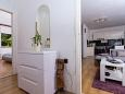 Slatine, Hallway u smještaju tipa apartment, dopusteni kucni ljubimci i WIFI.