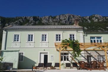 Property Bribir (Novi Vinodolski) - Accommodation 11264 - Vacation Rentals with sandy beach.