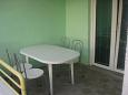 Balcony - Apartment A-11274-e - Apartments Podaca (Makarska) - 11274