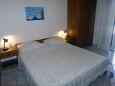 Bedroom - Studio flat AS-11274-a - Apartments Podaca (Makarska) - 11274
