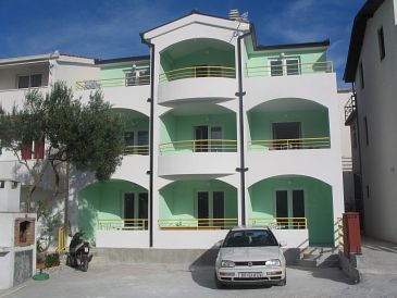 Property Podaca (Makarska) - Accommodation 11274 - Apartments near sea with pebble beach.