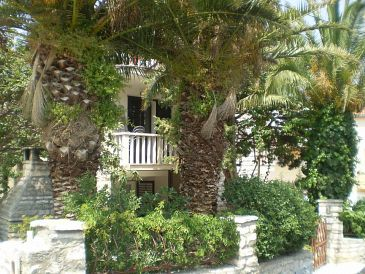 Supetar, Brač, Property 11278 - Apartments with pebble beach.