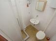 Bathroom - Studio flat AS-11283-a - Apartments Mastrinka (Čiovo) - 11283