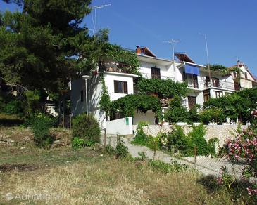 Property Jelsa (Hvar) - Accommodation 113 - Rooms near sea with pebble beach.