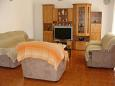 Living room - Apartment A-11301-a - Apartments Grebaštica (Šibenik) - 11301