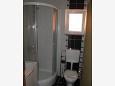 Bathroom - Apartment A-11304-b - Apartments Jezera (Murter) - 11304