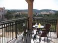 Terrace - view - Apartment A-11304-c - Apartments Jezera (Murter) - 11304