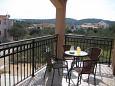 Terrace - view - Apartment A-11304-c - Apartments Jezera (Murter) - 11304