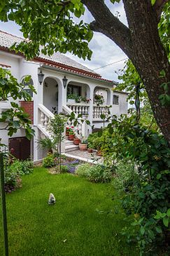 Property Crikvenica (Crikvenica) - Accommodation 11307 - Apartments with pebble beach.