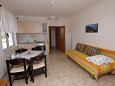 Living room - Apartment A-1131-c - Apartments Marušići (Omiš) - 1131