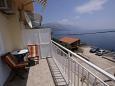 Terrace - Apartment A-1131-c - Apartments Marušići (Omiš) - 1131
