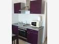 Kitchen - Apartment A-1131-d - Apartments Marušići (Omiš) - 1131