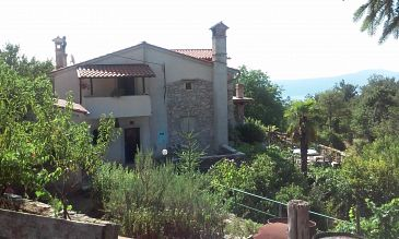 Property Rošići (Opatija) - Accommodation 11318 - Vacation Rentals with pebble beach.