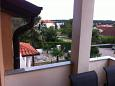 Balcony - view - Studio flat AS-11324-a - Apartments Dajla (Novigrad) - 11324