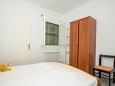 Biograd na Moru, Bedroom 2 u smještaju tipa apartment, WIFI.