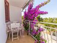 Balcony - Studio flat AS-11327-a - Apartments Biograd na Moru (Biograd) - 11327