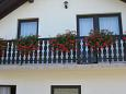 Balcony - Studio flat AS-11334-b - Apartments Smoljanac (Plitvice) - 11334