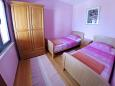 Bedroom 2 - Apartment A-1135-a - Apartments Slatine (Čiovo) - 1135