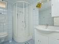 Bathroom 1 - Apartment A-11353-a - Apartments Uvala Nova (Korčula) - 11353