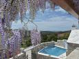 Terrace 1 - view - House K-11359 - Vacation Rentals Donji Humac (Brač) - 11359