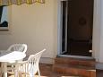 Terrace - Apartment A-11365-a - Apartments Mandre (Pag) - 11365