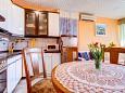 Split, Dining room u smještaju tipa apartment, WIFI.