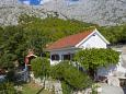 Property Gornji Tučepi (Makarska) - Accommodation 11370 - Vacation Rentals with pebble beach.