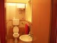 Biograd na Moru, Toilet u smještaju tipa apartment, dopusteni kucni ljubimci i WIFI.