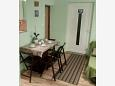 Dining room - Apartment A-11384-a - Apartments Maslenica (Novigrad) - 11384