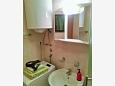 Bathroom - Apartment A-11384-a - Apartments Maslenica (Novigrad) - 11384