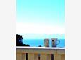 Terrace 1 - view - Apartment A-11387-a - Apartments Sumartin (Brač) - 11387