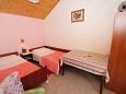 Bedroom 2 - House K-11389 - Vacation Rentals Uvala Stiniva (Korčula) - 11389