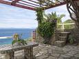 Terrace - House K-11389 - Vacation Rentals Uvala Stiniva (Korčula) - 11389