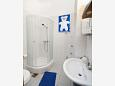 Bathroom - Studio flat AS-1139-b - Apartments and Rooms Slatine (Čiovo) - 1139