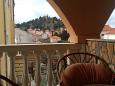 Tribunj, Terrace u smještaju tipa apartment, dopusteni kucni ljubimci i WIFI.