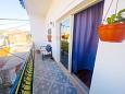 Balcony - Apartment A-11409-a - Apartments Trogir (Trogir) - 11409