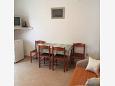 Dining room - Apartment A-11416-a - Apartments Pučišća (Brač) - 11416