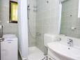 Bathroom - Studio flat AS-11418-a - Apartments Makarska (Makarska) - 11418