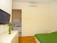 Bedroom - Studio flat AS-11418-a - Apartments Makarska (Makarska) - 11418