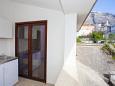 Balcony - view - Studio flat AS-11418-b - Apartments Makarska (Makarska) - 11418