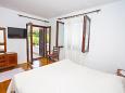 Bedroom - Studio flat AS-11418-c - Apartments Makarska (Makarska) - 11418
