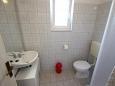 Novi Vinodolski, Bathroom 2 u smještaju tipa apartment, dopusteni kucni ljubimci i WIFI.