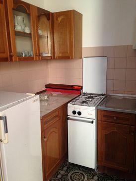 Rogoznica, Kitchen u smještaju tipa studio-apartment, WIFI.