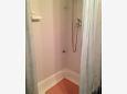 Rogoznica, Bathroom u smještaju tipa studio-apartment, WIFI.