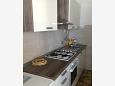 Kitchen - Apartment A-11432-a - Apartments Podgora (Makarska) - 11432